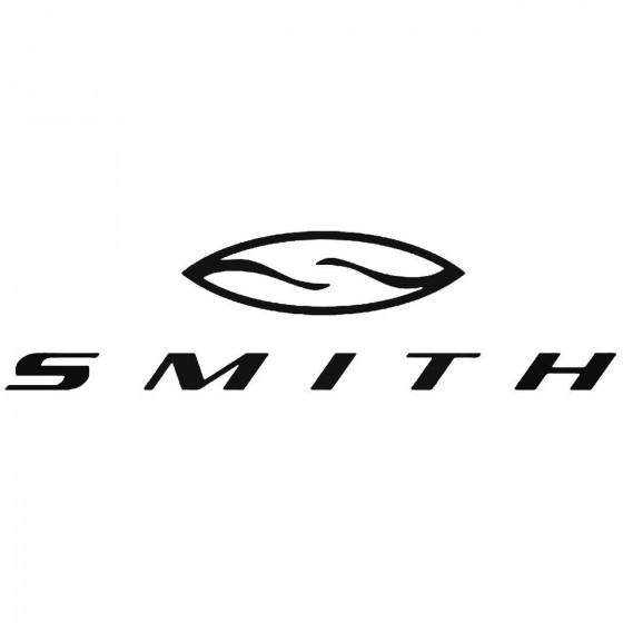 Smith Optics Logo 1 Vinyl...