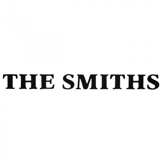 Smiths Decal Sticker