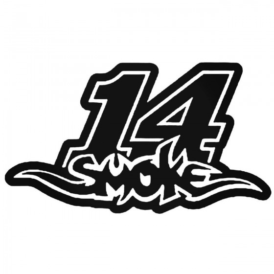 Smoke 14 Tony Stewart V2...