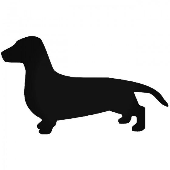 Smoothhaired Dachsund Dog 2...