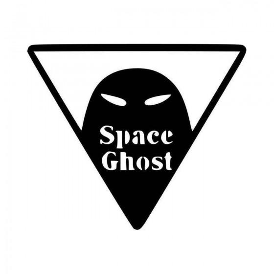 Space Ghost Vinyl Decal...