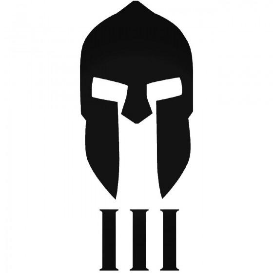 Span Helmet Iii 291 Decal...