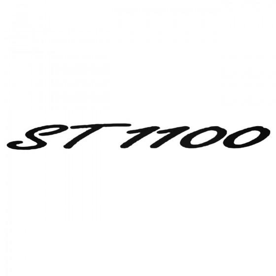 St1100 Decal Sticker