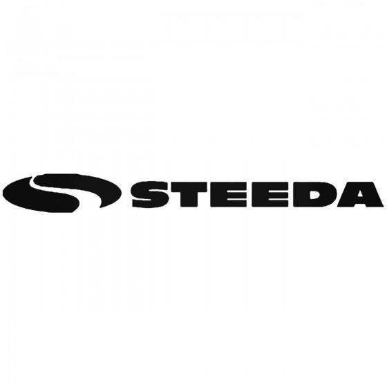 Steeda Autosports Vinyl...
