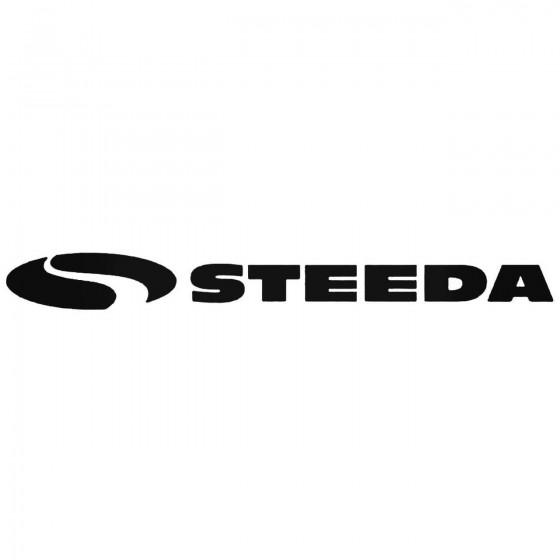 Steeda Graphic Decal Sticker