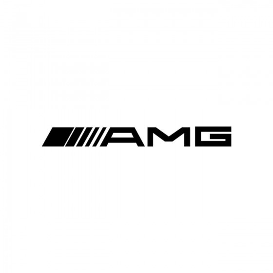 Stickers Amg Logo Vinyl...