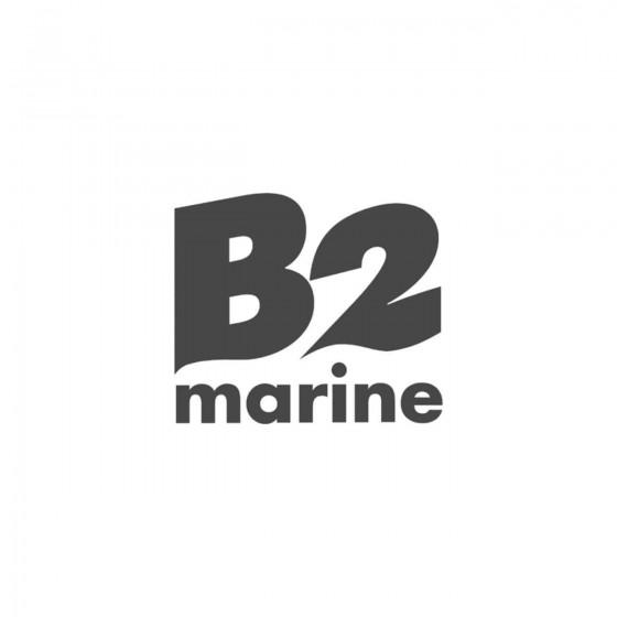 Stickers B2 Marine Vinyl...