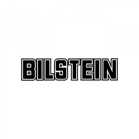 Stickers Bilstein Logo...