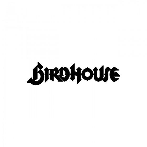 Stickers Birdhouse Vinyl...