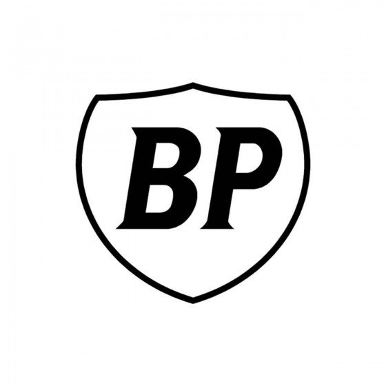 Stickers Bp Vinyl Decal...