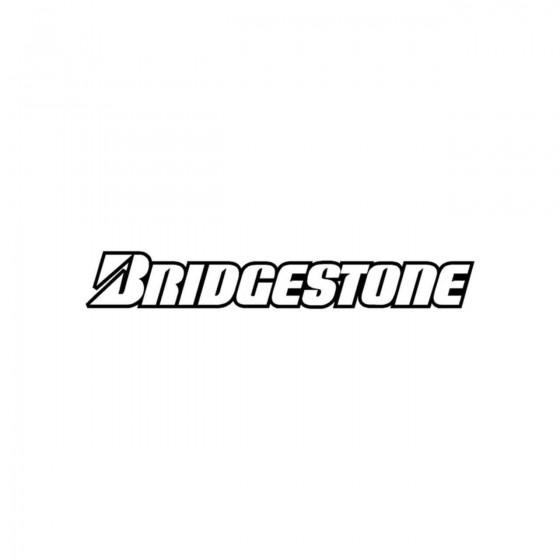 Stickers Bridgestone...