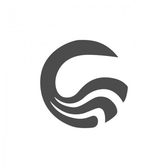 Stickers Capelli Logo Vinyl...