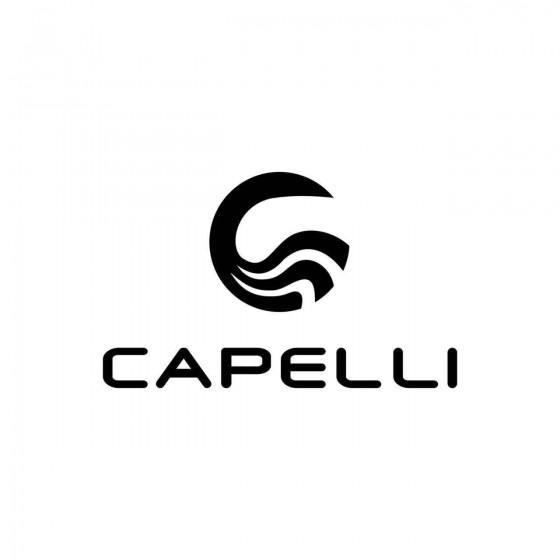 Stickers Capelli Vinyl...