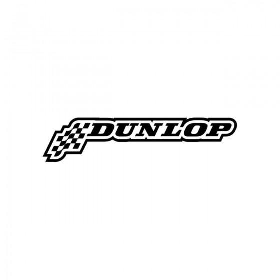 Stickers Dunlop Flag Vinyl...