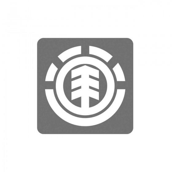 Stickers Element Logo Plein...