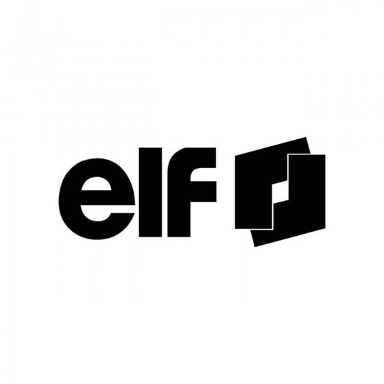 Stickers Elf Old Vinyl...