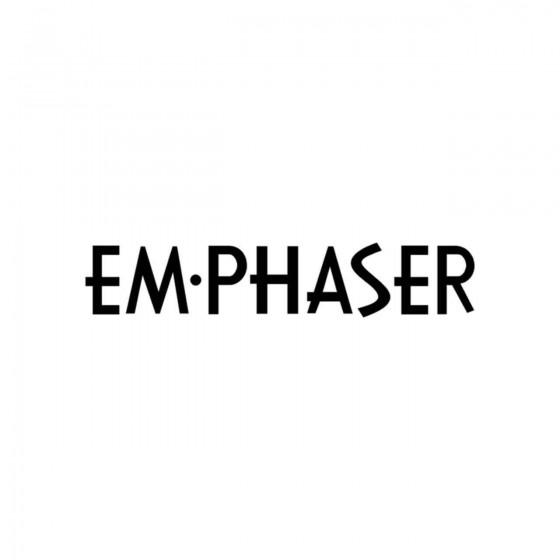 Stickers Emphaser Vinyl...