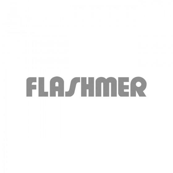 Stickers Flashmer Vinyl...