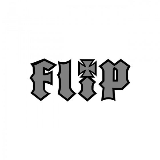 Stickers Flip Vinyl Decal...