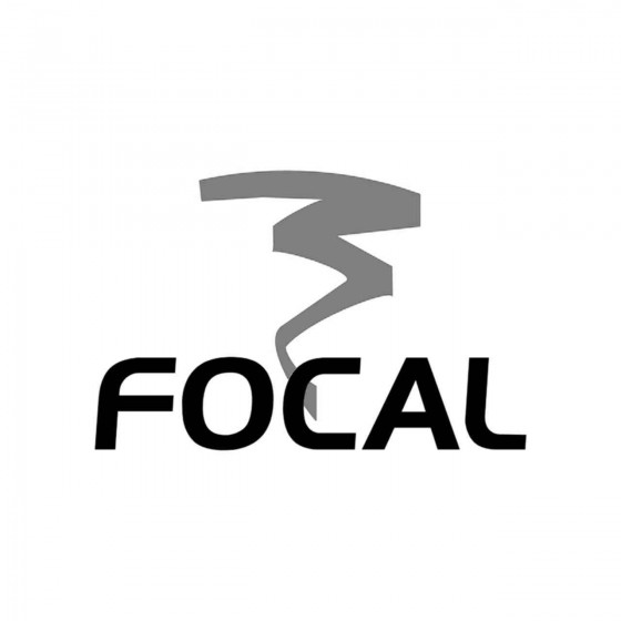 Stickers Focal Audio Vinyl...