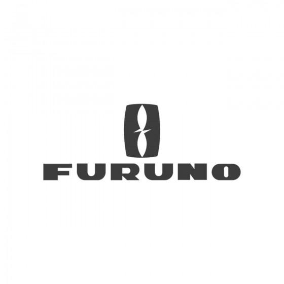 Stickers Furuno Vinyl Decal...