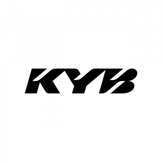 Stickers Kyb Kayaba Vinyl...
