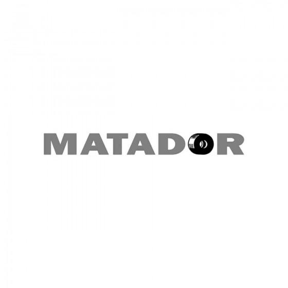 Stickers Matador Logo Vinyl...