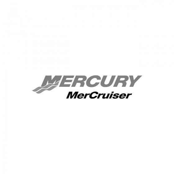 Stickers Mercury Mercruiser...