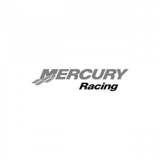Stickers Mercury Racing...