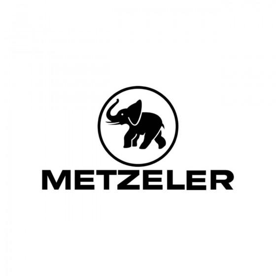 Stickers Metzeler Vinyl...