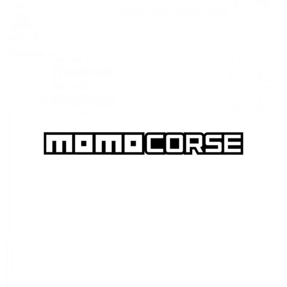 Stickers Momo Corse...