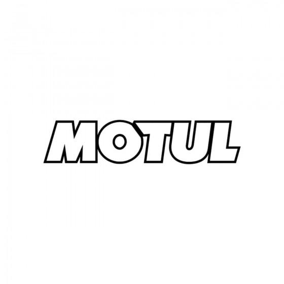 Stickers Motul Contours...