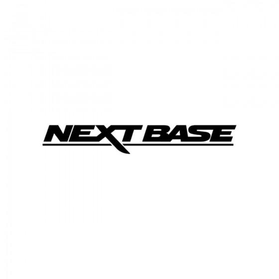 Stickers Nextbase Vinyl...