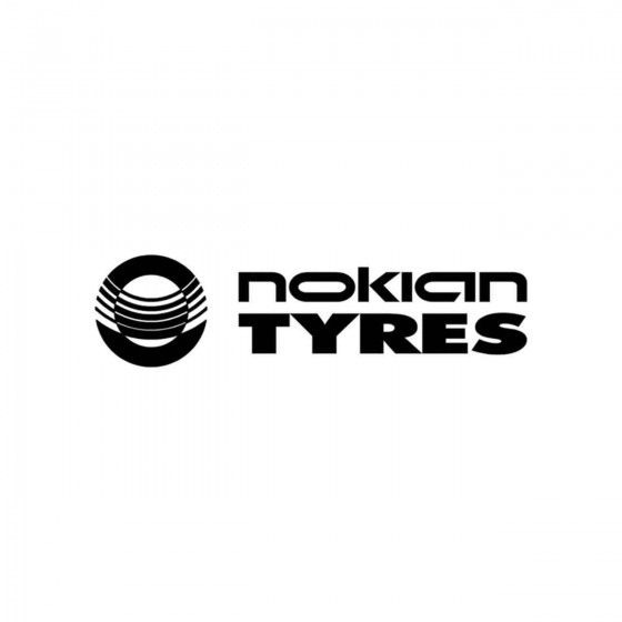 Stickers Nokian Tyres Vinyl...