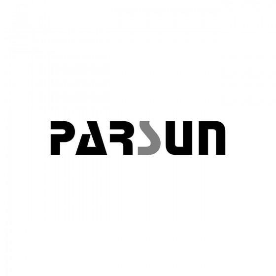 Stickers Parsun Vinyl Decal...