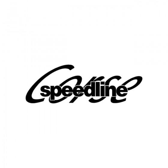 Stickers Speedline Corse...