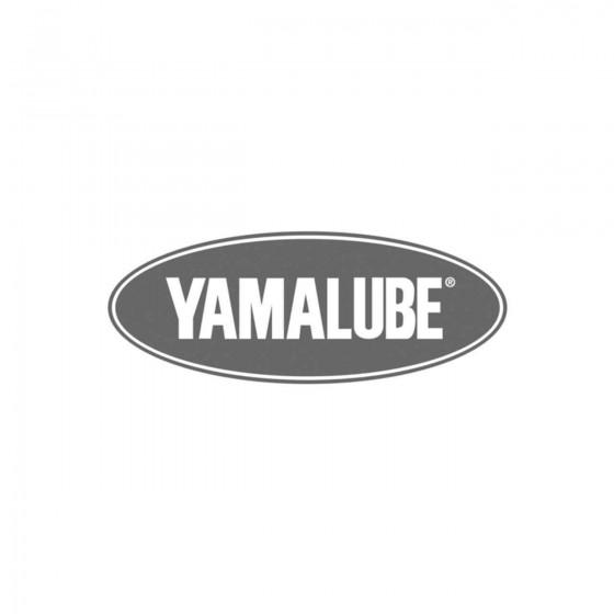 Stickers Yamalube Rond...