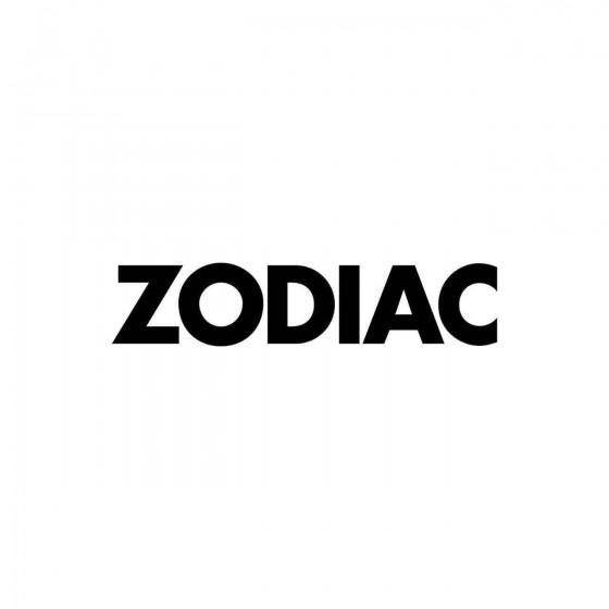 Stickers Zodiac Ecriture 2...
