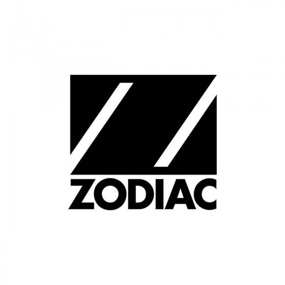 Stickers Zodiac Logo Vinyl...