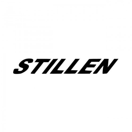 Stillen Performance Vinyl...