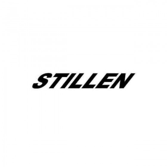 Stillen S Vinl Car Graphics...