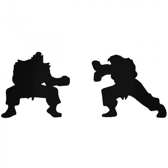 Street Fighter Akuma Ryu...