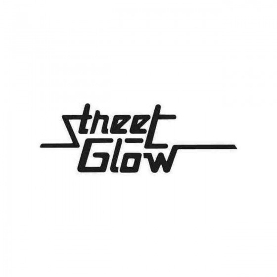 Street Glow Graphic Decal...