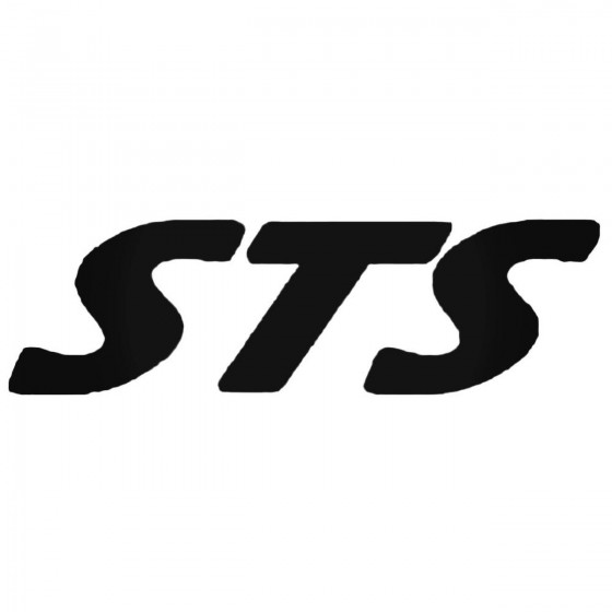 Sts Decal Sticker