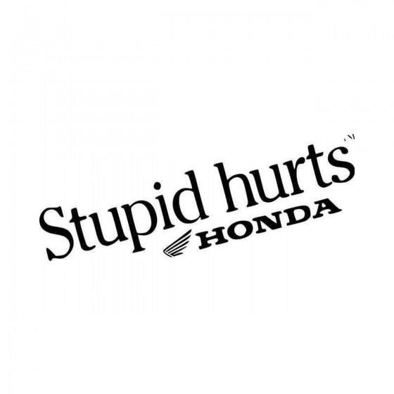 Stupid Hurts Aftermarket...