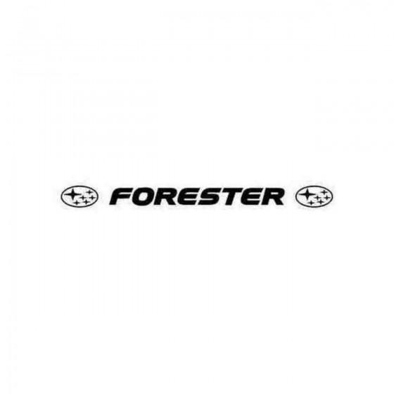 Subaru Forester Name Amp...