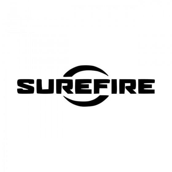 Sure Fire Surefire Vinyl...