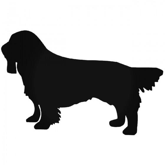 Sussex Spaniel Dog Vinyl...