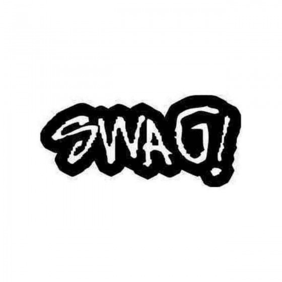 Swag Jdm Style 1 Decal Sticker