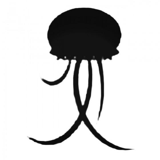 Sweet Jellyfish Decal Sticker
